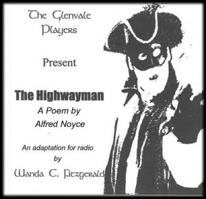 The Highwayman graphic ad